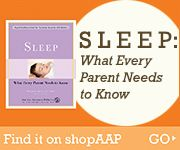 Babies do not have regular sleep cycles until about 6 months of age. While newborns sleep about 16 to 17 hours per day, they may only sleep 1 or 2 hours at a time. As babies get older, they need less sleep. However, different babies have different sleep needs. It is normal for a 6-month-old to wake up during the night but go back to sleep after a few minutes.