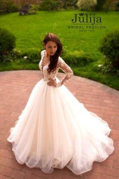 Fabiana - kāzu kleita . Ekskluzīva , skaistākā, krāšņa , gaumīga !
