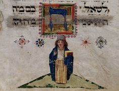 Wise Son - Additional 14762  Author	Eleazar of Worms Title	Haggadah for Passover (the 'Ashkenazi Haggadah'), German rite with the commentary of Eleazar of Worms Origin	Germany, S. (Ulm?) Date	3rd quarter of the 15th century, c. 1460 Language	Hebrew