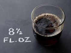 Cola (8.5 fluid ounces) : An overflowing 1-cup portion is all it takes for this high-sugar bevvie to top the 100-calorie mark.