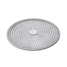 OXO Good Grips Shower Stall Drain Protector by OXO, http://www.amazon.com/dp/B003M8GMUY/ref=cm_sw_r_pi_dp_x_VIVszb7YV088T