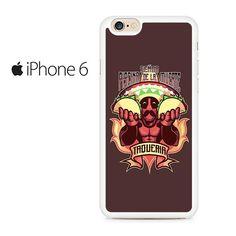 Deadpool Tacos Iphone 6 Iphone 6S Case