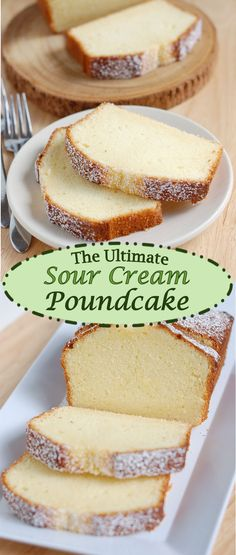 After months of research and testing I created Pound Cake Perfection. The ultimate sour cream poundcake has a lovely flavor and it melts in your mouth.