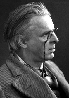 William Butler Yeats en 1923