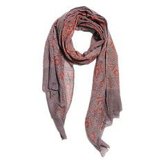 Burning Forest Scarf, $70, now featured on Fab.