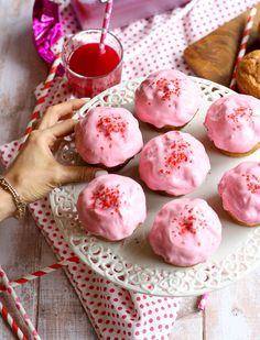 Orange Beet Cupcakes