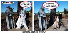FantasmaClown Lucca Comics 2016