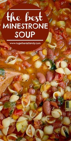 Best Soup Recipes, Healthy Dinner Recipes, Vegetarian Recipes, Cooking Recipes, Healthy Soups, Recipes With Pinto Beans Vegetarian, Recipes With Beans Healthy, Healthy Crockpot Soup Recipes, Crock Pot Soup Recipes