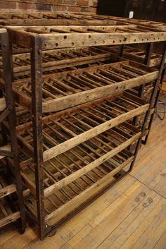 Carts - Metal Posts by Smash Inventory, via Flickr