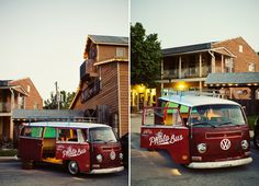 The Photo Bus! - Wedding Photojournalist based In Kansas City, Missouri