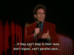 Jerry Seinfeld on Immigration