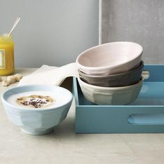 Mick Haigh Bowls from West Elm — Faith's Daily Find 02.21.13