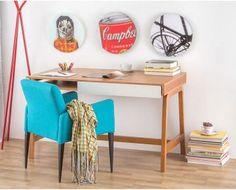 Escrivaninha Mandal - 130x72 - Verde