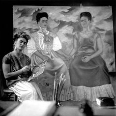 Frida Kahlo – Gifs and Facts – Artsws.com