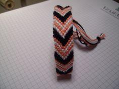 chevron friendship bracelet - 3 colors