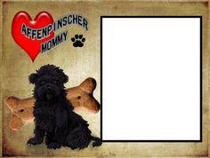 8x6 Affenpinscher Mommy Picture Frame by SapphireCustomPhotos, $8.00