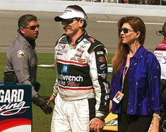 Among the last living photos of Dale Earnhardt.
