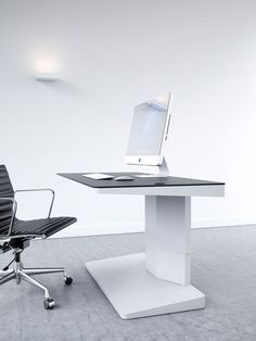 Modern Workspace  :: iMac - Minimal Design