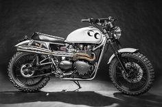 '12 Triumph Scrambler – See See Motorcycles