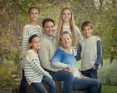 Causal Family Portrait