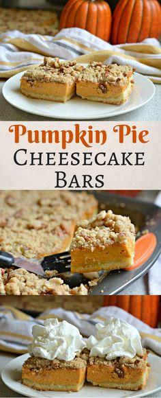 #Thanksgiving #Paleo Pumpkin Cheesecake. Recipe from ...