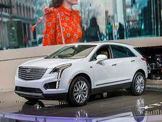 Cadillac 2017 Crossover