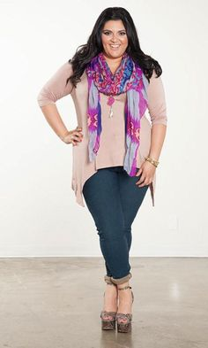 Ditch the Tunics! Breaking the Rules of Plus Size Fashion (Take some of this advice for your next cruise plus size gals).