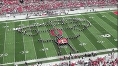 Because they lifted a car over their head: | This Is Why Ohio State University's Marching Band Is Actually The Best Band In The Land