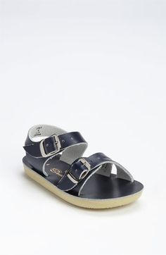 Salt Water Sandals by Hoy 'Sea Wee' Sandal (Baby) available at #Nordstrom