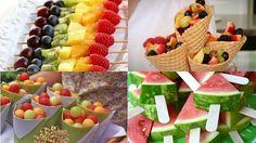 Sugestão com Frutas
