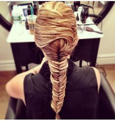 Cool braid!