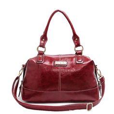 Meily(TM) Women Luxury Handbag Shoulder Bags Tote Purse Leather Messenger Hobo Bag