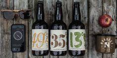Noroest Beer — The Dieline - Branding & Packaging Design