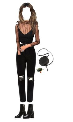 """""""#10"""" by katrose3 ❤ liked on Polyvore featuring River Island, Made Her Think, Chan Luu, 1928, Sara Barner, girlpower and powerlook"""