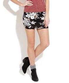 Floral Tube Skirt £12.99