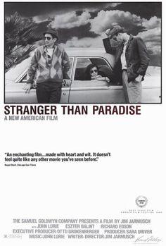 Stranger Than Paradise 27x40 Movie Poster (1984)