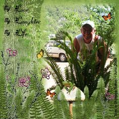 DH hamming it up through some ferns in Olympos Turkey! My Scrapbook, Turkey, My Love, Turkey Country