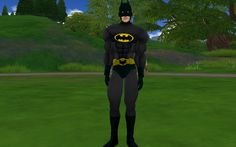 Mod The Sims - batman v2