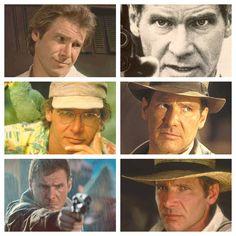 Harrison Ford Mosaic