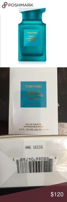 Tom Ford Neroli Portofino Acqua Brand New And Authentic, Still Wrapped. Tom Ford Other