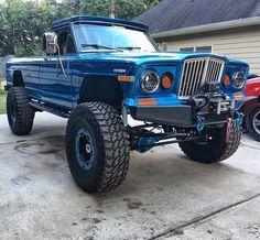 Appears to be an old cherokee body – Artofit Jeep Pickup, Ford Pickup Trucks, Dodge Trucks, Jeep Truck, 4x4 Trucks, Cool Trucks, Lifted Trucks, Jeep Wagoneer, Jeep Cj7