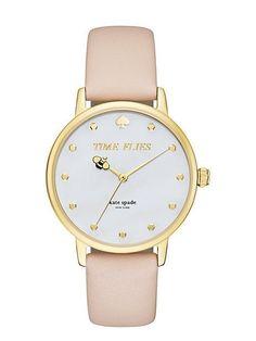 time flies metro watch - Kate Spade New York
