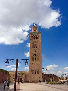Koutoubia Mosque #Marrakech #Morocco