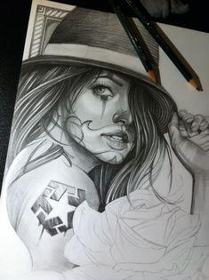 Chicano+Art+Tattoos | The chicano's way | Antonio Macko Todisco