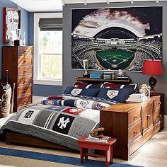 Boys' Bedroom Furniture, Boys' Beds & Boys' Headboards | PBteen