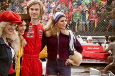 Rush Title: Rush Release Date: Genre: Biography / Drama Country: USA / Germany / UK Cast: Chris Hemsworth, Daniel Brühl, Olivia Wilde, Alexandra Maria Lara Natalie Dormer Director: Ron Howard Studio: Revolution Films Distribution: Universal Pictures James Hunt, Olivia Wilde, Alexandra Maria Lara, Ron Howard, New Trailers, Movie Trailers, Chris Hemsworth Rush, Formula 1, Playboy
