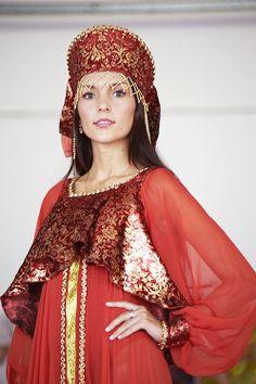Кировчанка/ русский костюм / Russian folk costume