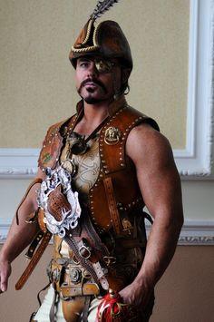 Steampunk Admiral - Pirate fancy dress