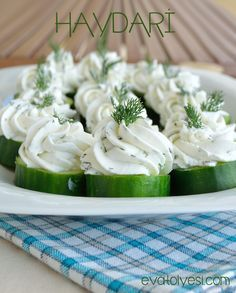 Appetizer Salads, Appetizer Recipes, Cooking Time, Cooking Recipes, Food Decoration, Turkish Recipes, Healthy Salad Recipes, Food Presentation, Creative Food
