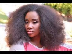 Top 20 Natural Hair Women On Youtube & How to transition by Chime Edwards